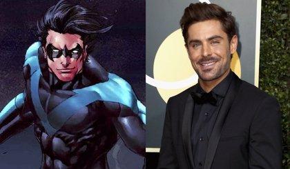 ¿Será Zack Efron Nightwing en el DCEU?
