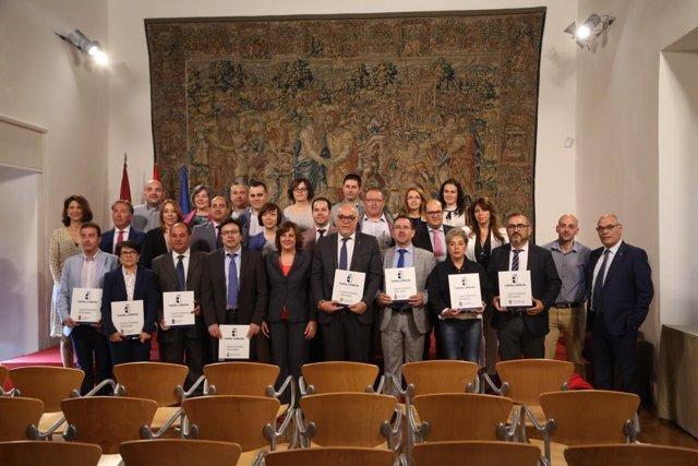 Firma de convenios con ayuntamientos para el Adelante Autoempleo