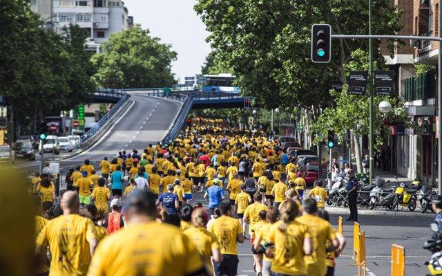 Más de 5.000 inscritos a tres semanas de la XI Carrera Liberty en Madrid