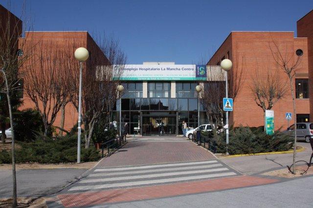 Hospital mancha centro alcázar