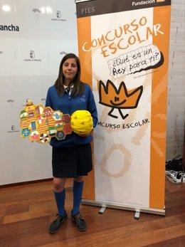 Paula González, ganadora C-LM ¿Qué es un rey para tí?