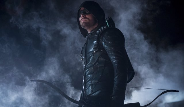 Stephen Amell en Arrow