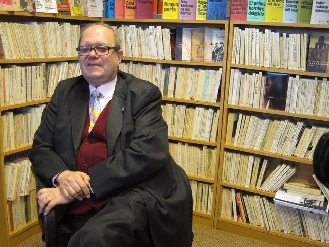 Escritor Pere Gimferrer