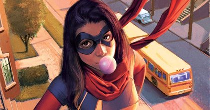 Miss Marvel debutará en el cine después de Capitana Marvel