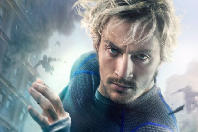 Quicksilver, Vengadores: La era de Ultrón