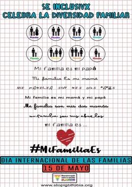 El Observatorio Español Contra La Lgbtfobia Por El Día De Las Familias
