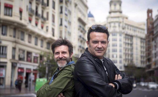 Una noche de tapas valencianas con paco Roca y José Manuel Casañ