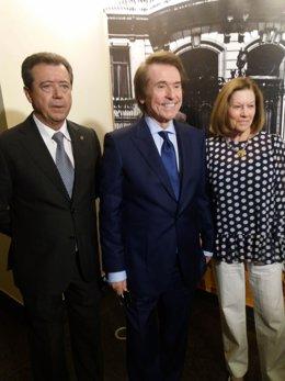 Raphael es nombrado Hijo Predilecto de Linares