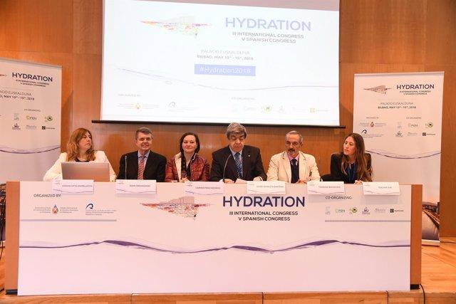 III Congreso Internacional de Hidratación