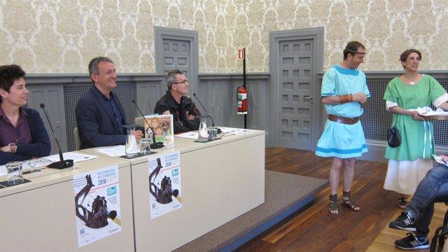 Presentación de la programación del Día Internacional de los Museos