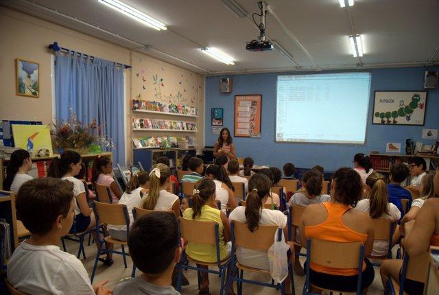 Proyecto de educación al desarrillo de la Diputación