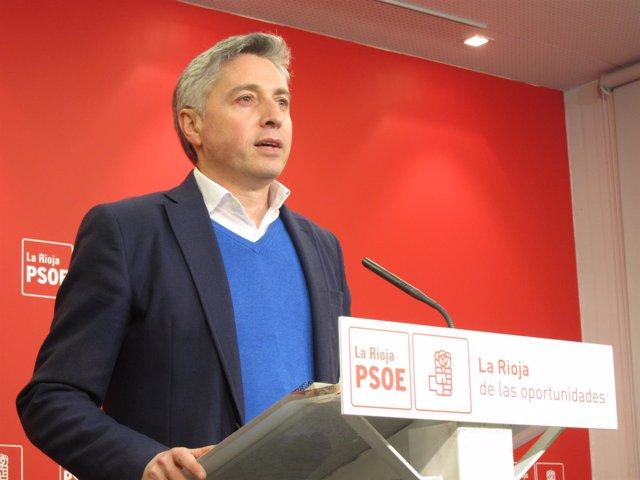 El Secretario General Del PSOE, Francisco Ocón