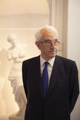 El presidente de la Fundació Gala-Salvador Dalí, Jordi Mercader