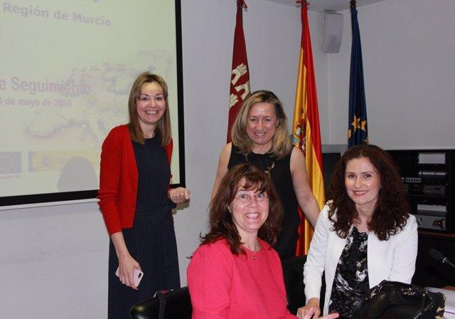 Reunión comité de seguimiento del Programa Operativo del Fondo Social Europeo