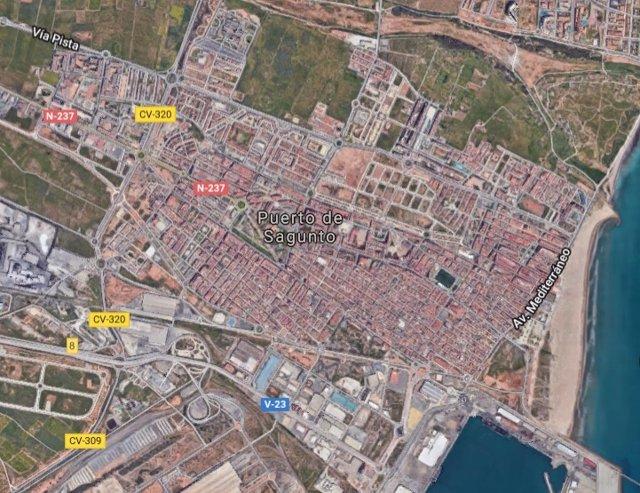 Imagen de Puerto de Sagunto