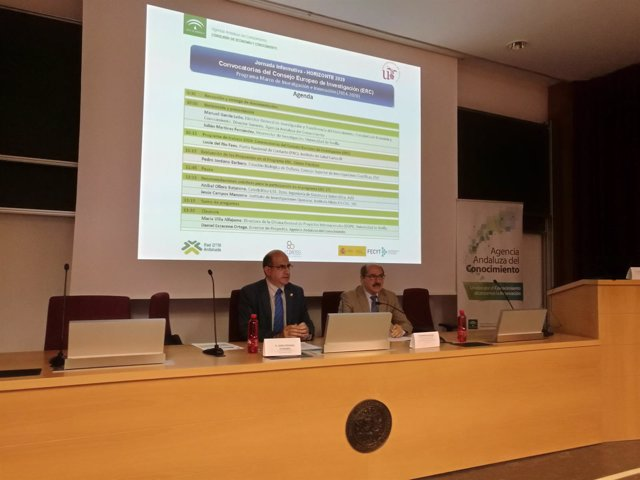 Jornada informativa sobre ERC