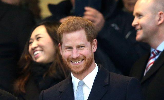 Matrimonio Harry In Tv : National geographic celebra la boda del príncipe harry