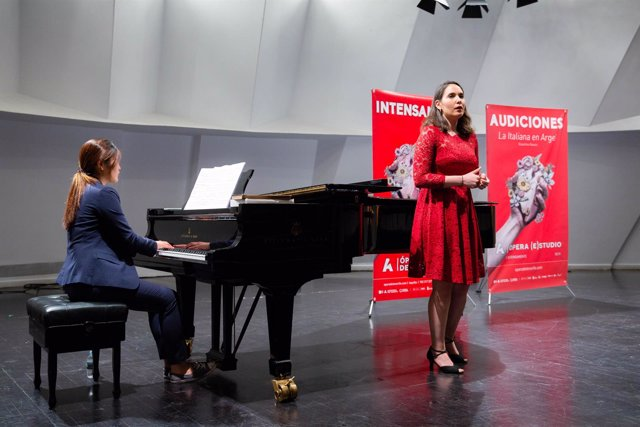 Audición de Opera de Tenerife