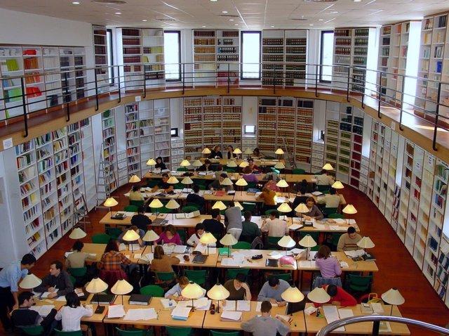 Biblioteca de la UIB