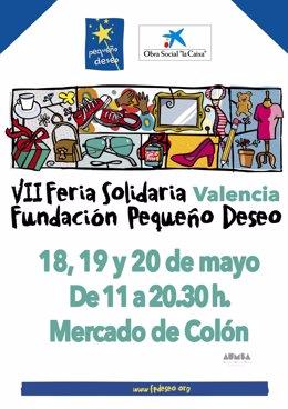 Feria Solidaria de la Fundación Pequeño Deseo