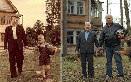 10 fotografías que demuestran que el amor en una familia no cambia, se transforma