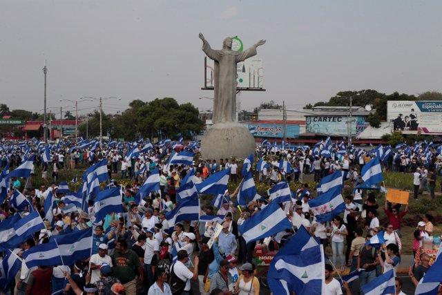 Manifestaciones contra el Gobierno de Daniel Ortega