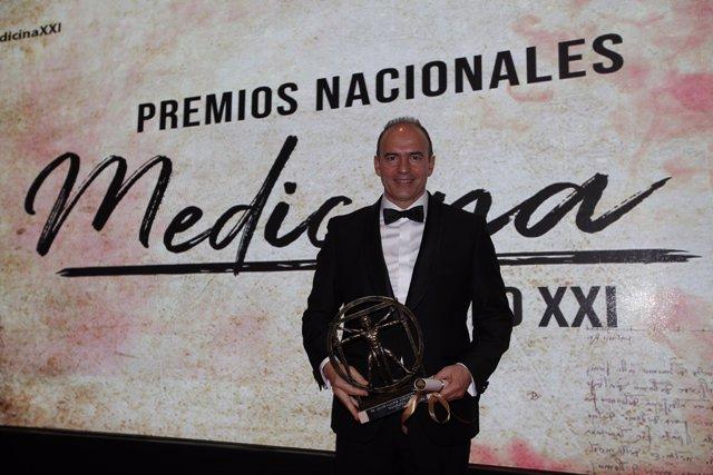 El doctor Javier Flandes, de la Fundación Jiménez Díaz