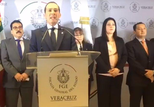 Luis Ángel Bravo Contreras, Veracruz (México)