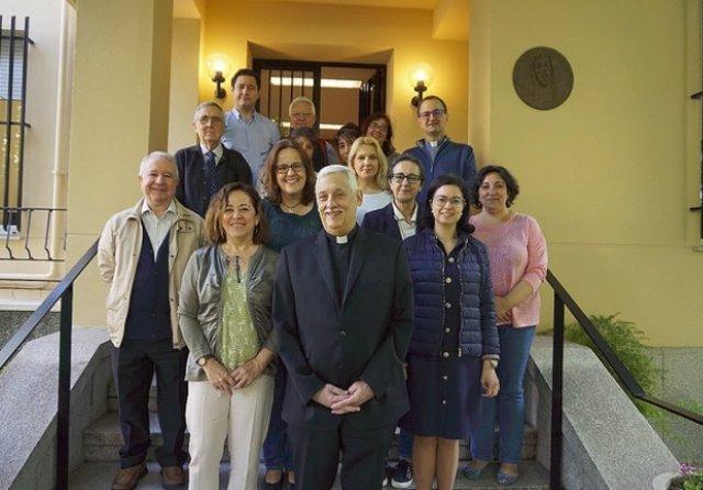 El Padre General de la Compañía de Jesús visita España por primera vez  desde su