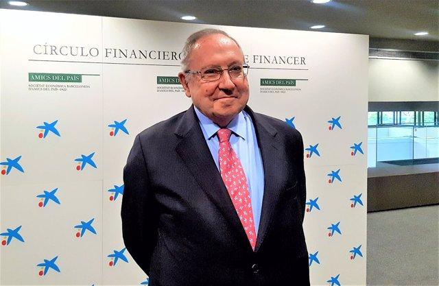 Josep Lluís Bonet (Freixenet, Cámara de Comercio de España)