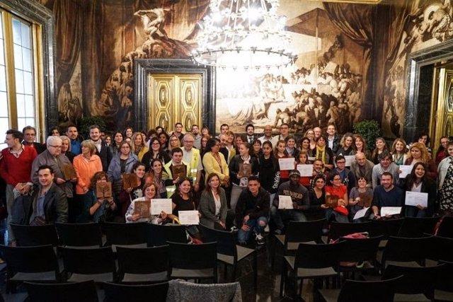 Primeros Premios de Reconocimiento Barcelona Innovación Educativa