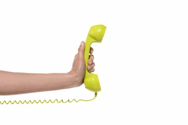 TELÉFONO DE LA ESPERANZA, Auricular