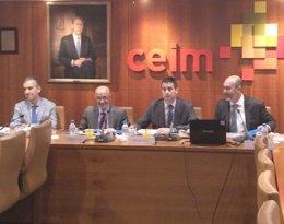 SMDos presenta el Sello Spatium a la Confederación de Empresarios de Madrid