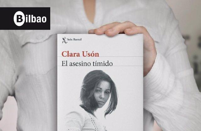 "Clara Usón ""El Asesino Tímido"""