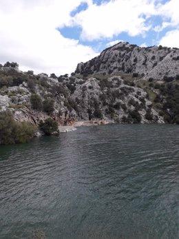 Torrent de Pareis, Sa Fosca, Serra, Tramuntana, Mallorca, barranquismo, recurso