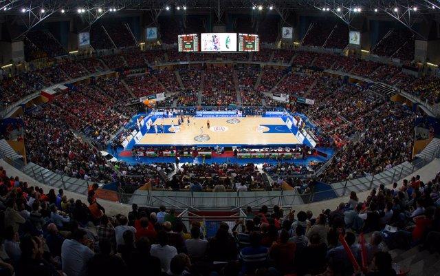 Fernando buesa arena Copa Del Rey