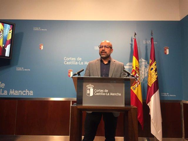 Vicepresidente segundo Junta, José García Molina
