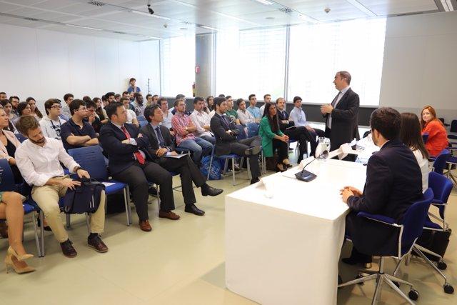 Presentaciín de la quinta edicicín de 'Summer in Company' de Loyola Andalucía