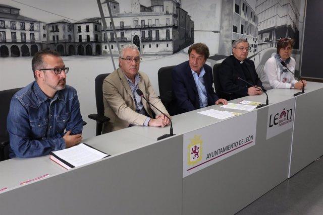 El Ayuntamiento De León Convoca El V Concurso Literario De Relatos Breves 'León,