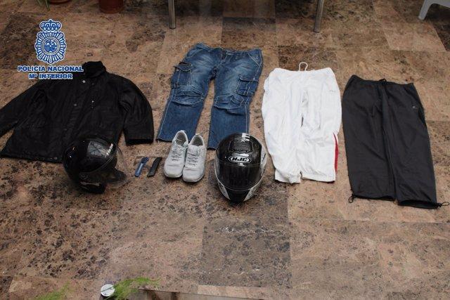 """Policia Nacional Nota De Prensa Y Foto """"La Policía Nacional Detiene A Un Hombre"""