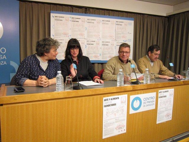 Fuendetodos ha presentado el simposio este martes en Zaragoza