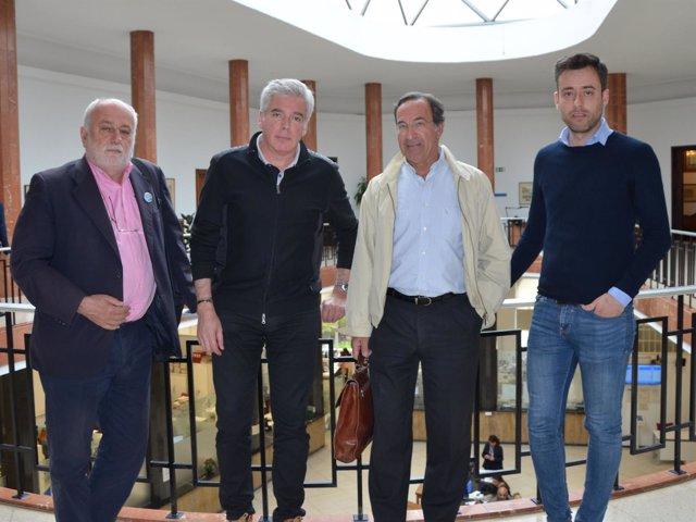 Reunión Plataforma Salvar La Magdalena
