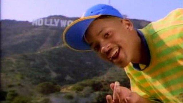 Will Smith en El Príncipe de Bel Air