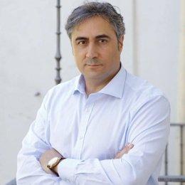 El alcalde de Cuenca y presidente de GCPH, Ángel Mariscal