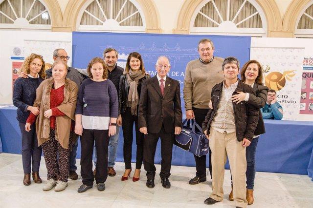 La Diputación de Almería apuesta por el deporte con 280.000 euros de inversión.