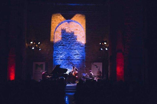 Concierto en una edición anterior del Festival Música en Segura.
