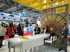 Catalunya promociona la seva oferta de turisme de negocis en la fira Imex de Frankfurt (GENERALITAT)