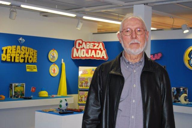 El president i fundador d'IMC Toys, Antoni Bellido
