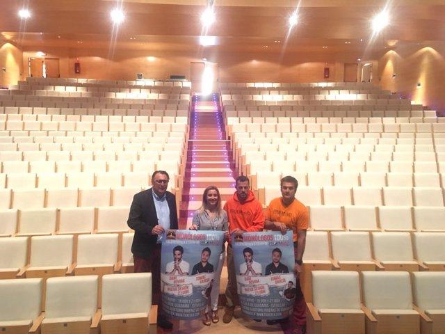 Dani Rovira actúa este sábado en Alcalá de Guadaíra a favor de los refugiados