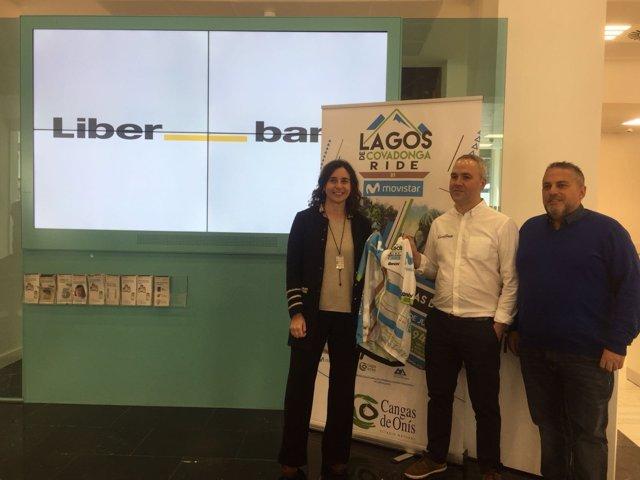 Presentación clásica cicloturista 'Lagos de Covadonga'
